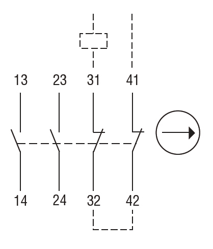 rope pull lever limit switches for emergency stopping iso 13850 wiring diagram