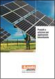 Products and solutions for photovoltaic applications