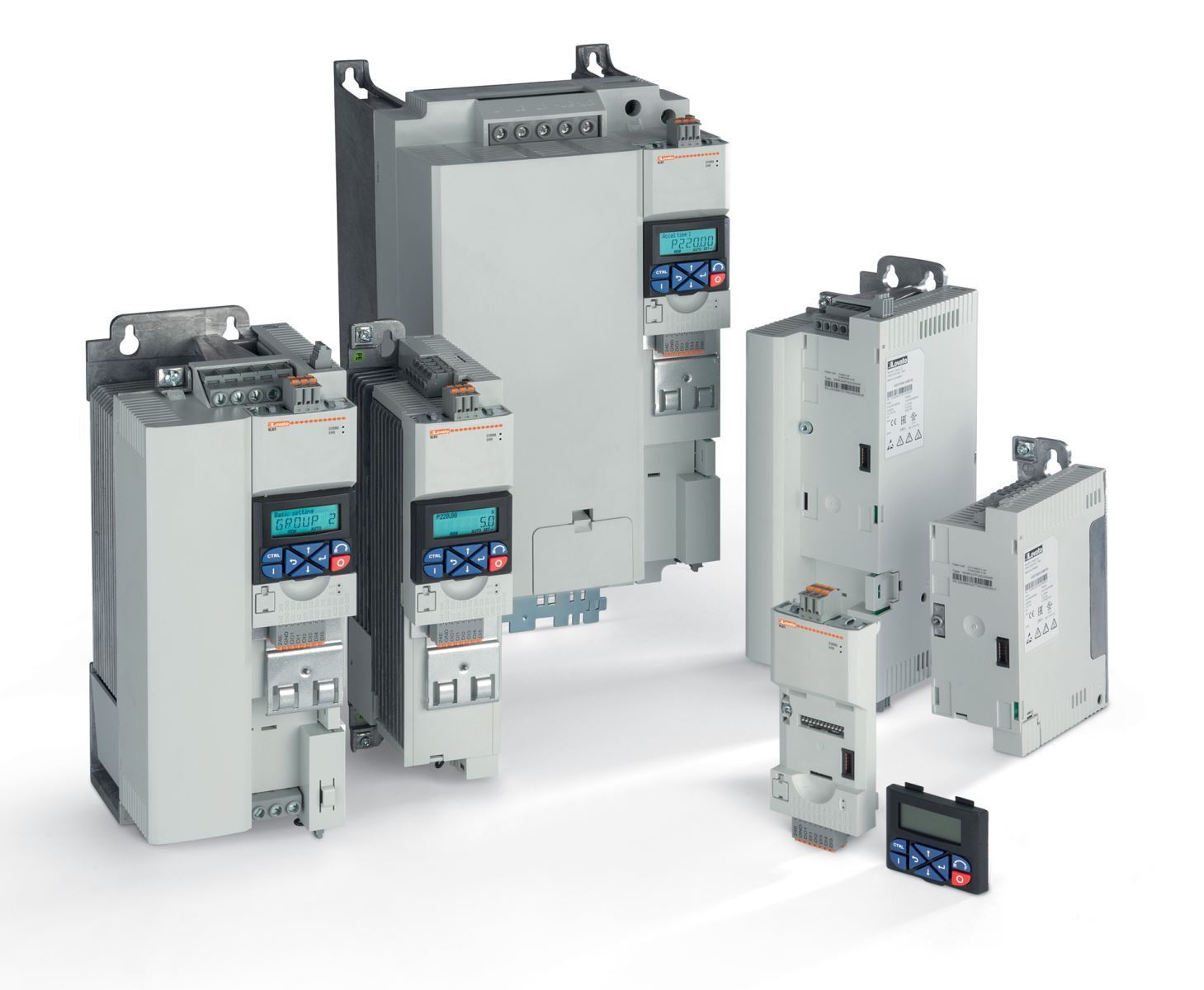 VLB3 variable speed drives